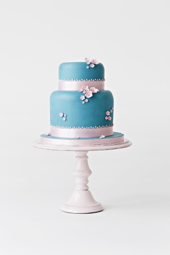 WEDDING CAKE_CHERRY BLOSSOM