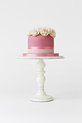 WEDDING CAKE_ROSE